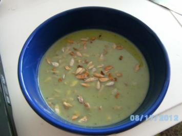 Broccolicremesuppe *Fett und Kalorienarm* - Rezept