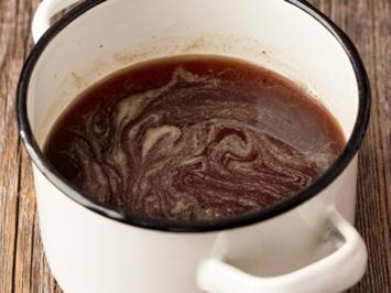 Saucen – Manfred's Rotweinjus - Rezept - Bild Nr. 2