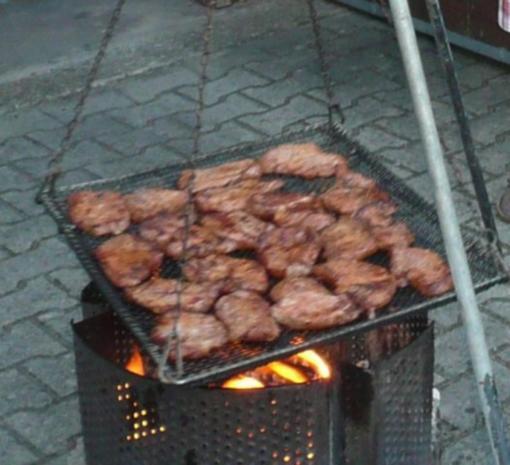 Grillparty Zum Geburtstag Ca 20 25 Gäste Rezept Kochbarde