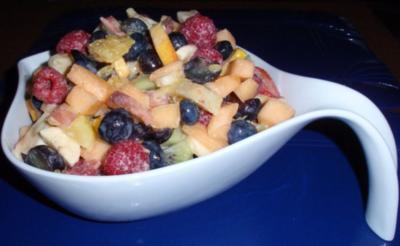Früchtetraum - Rezept