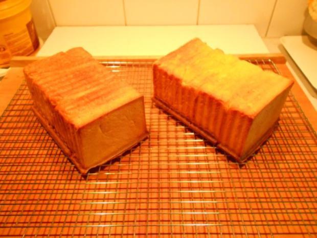 Toastbrot - Rezept