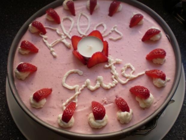 Erdbeer Mascarpone Torte Rezept Mit Bild Kochbar De