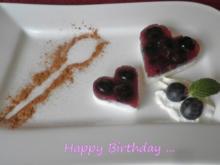 Happy Birthday ... - Rezept