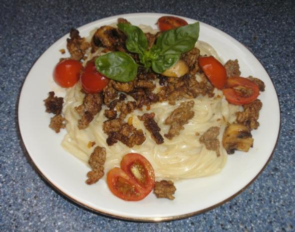 """Spaghetti  """" Milano """" - Rezept"""