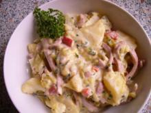 schneller Kartoffelsalat - Rezept