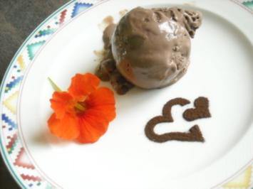Schokoladen - Eis - Rezept