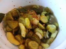 Schnelle Gurke - Pfeffergurke einkochen - Rezept