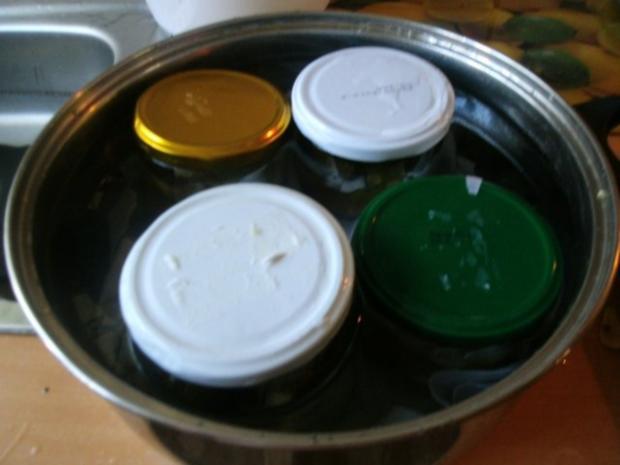 Schnelle Gurke - Pfeffergurke einkochen - Rezept - Bild Nr. 3