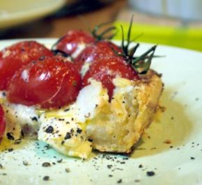 Tomaten-Tarte - Rezept