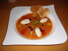 Gazpacho el GregChecko (Rezept der Woche 2012) - Rezept