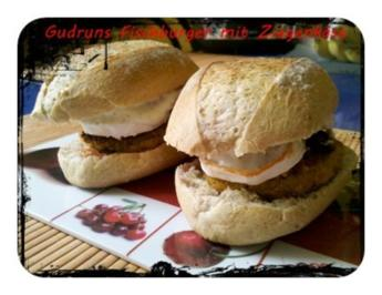 Fisch: Hot Fischburger! - Rezept