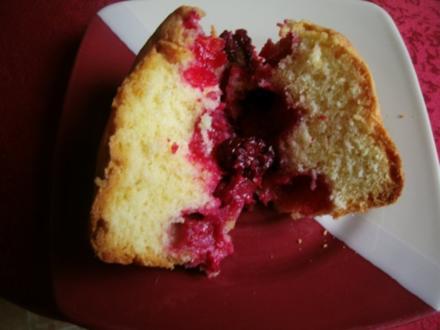 Himbeerige - Brombeer Muffins - Rezept