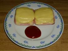 Vollkorn Hawaii Toast - Rezept