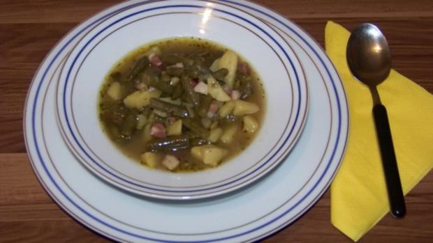 Grüner-Bohnen-Eintopf - Rezept - Bild Nr. 2