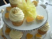 BUTTERCREME Cupcake Toping - Rezept