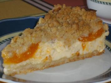 Aprikosen - Kuchen mit Vanillequark - Rezept - Bild Nr. 2