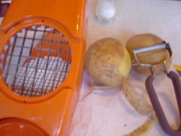 """Kibbelinge """"asiatisch"""" mit Remoulade und Pommes frites - Rezept - Bild Nr. 14"""