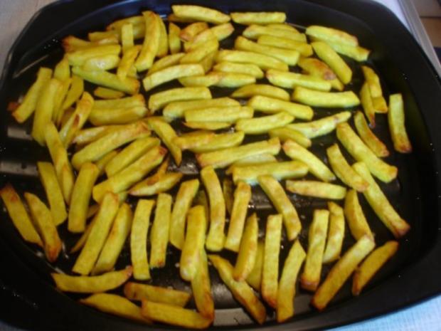 """Kibbelinge """"asiatisch"""" mit Remoulade und Pommes frites - Rezept - Bild Nr. 17"""