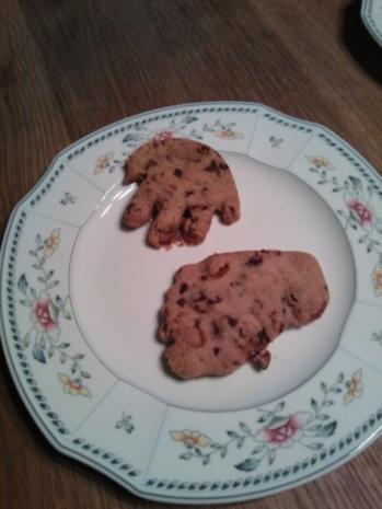 Fuß Kekse - Rezept