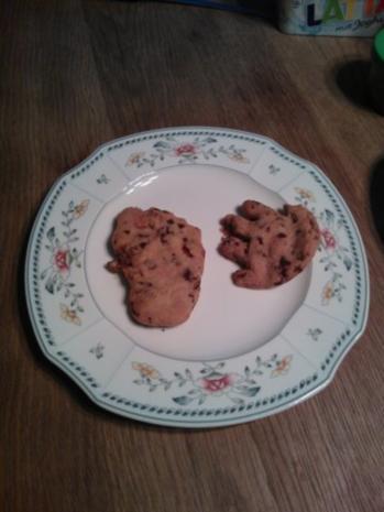 Fuß Kekse - Rezept - Bild Nr. 3
