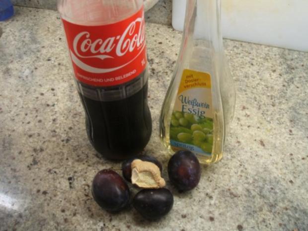 Vorrat: Cola-Dressing - Rezept - Bild Nr. 2