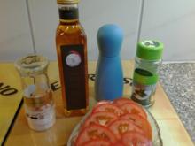 """Feuriger"" Tomatensalat - Rezept"