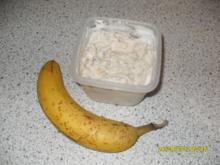 Bananen-Quark - Rezept