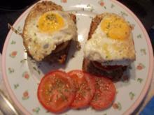 Kräftiges Frühstück - Rezept