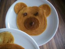 Bären Pfannekuchen - Rezept