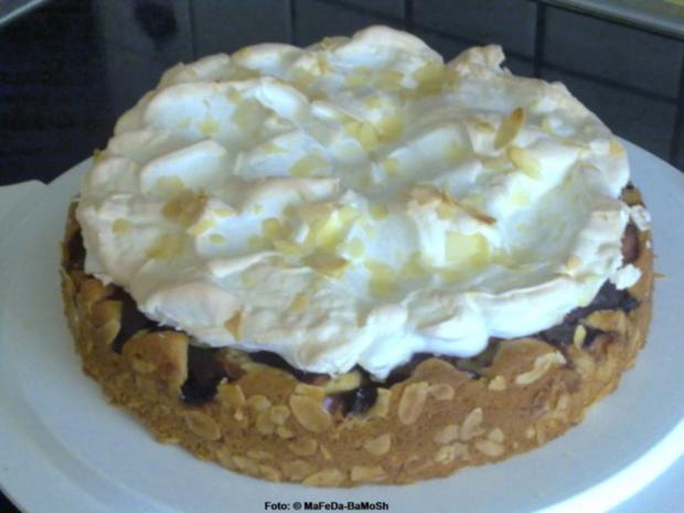 Zwetschgen-Kuchen mit Baiser - Rezept - Bild Nr. 2