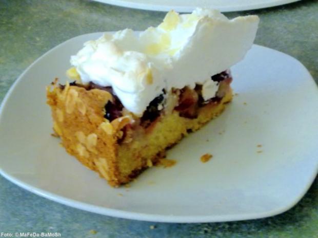Zwetschgen-Kuchen mit Baiser - Rezept - Bild Nr. 3