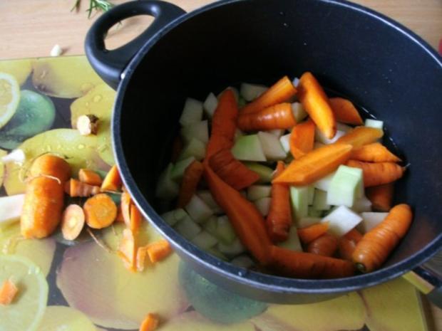 Möhren-Kohlrabi Gemüse - Rezept - Bild Nr. 3