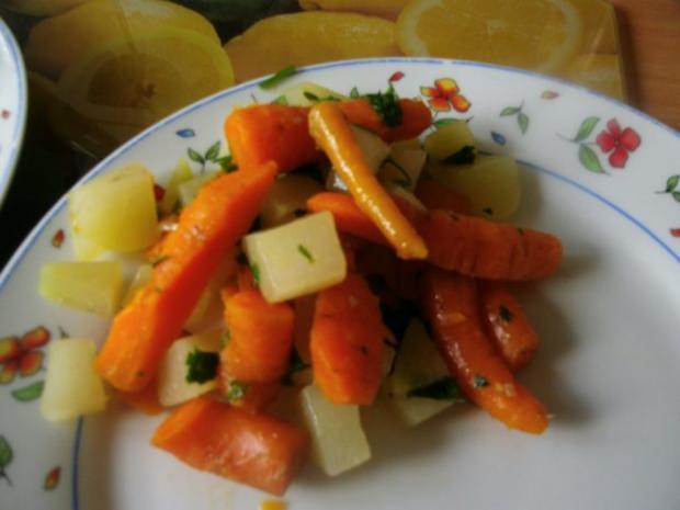 Möhren-Kohlrabi Gemüse - Rezept - Bild Nr. 2