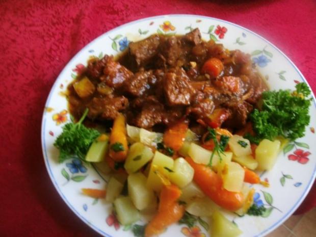 Möhren-Kohlrabi Gemüse - Rezept - Bild Nr. 6