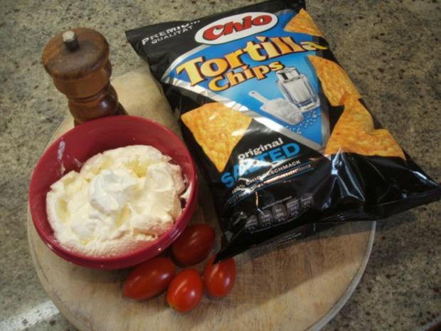 Frischkäse: Tomaten und Taccos - Rezept - Bild Nr. 2