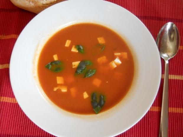 Tomatensuppe mit Sellerie - Rezept - Bild Nr. 4