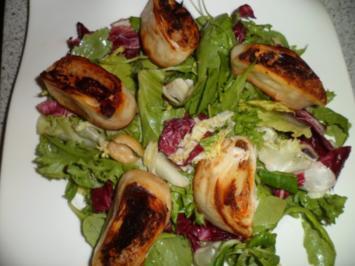 Wrap-Salat - Rezept
