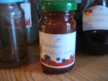 Vorrat: Tomatenverwertung - hier die Innereien, Reste vom Ofengemüse - Rezept