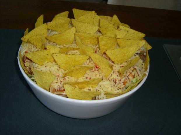 Nacho Salat Rezept Mit Bild Kochbar De