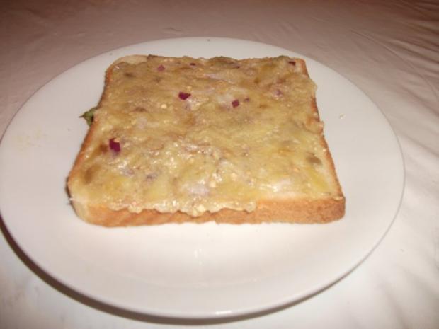 Gebratene Auberginen - Rezept