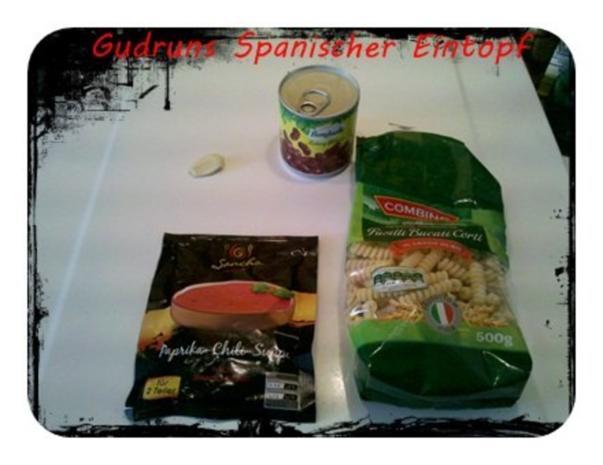 Eintopf: Spanischer Eintopf - Rezept - Bild Nr. 2