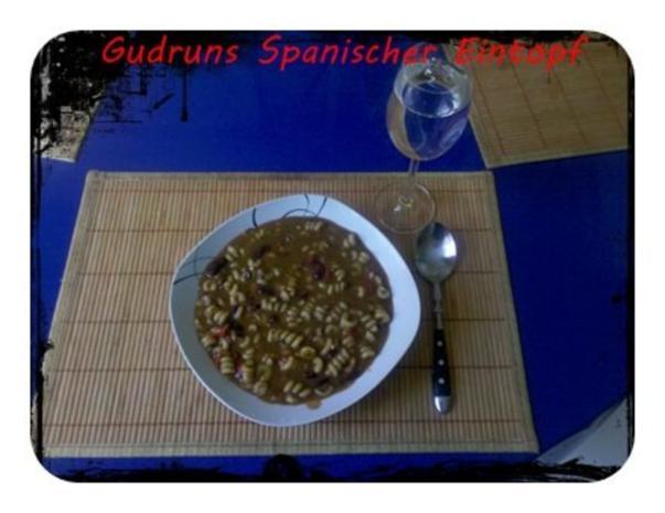 Eintopf: Spanischer Eintopf - Rezept - Bild Nr. 4