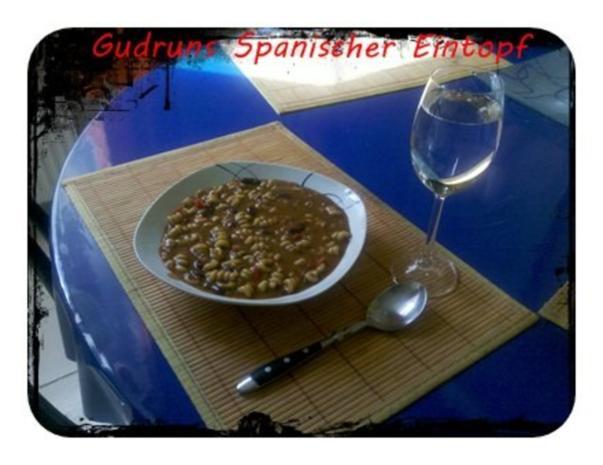 Eintopf: Spanischer Eintopf - Rezept - Bild Nr. 5