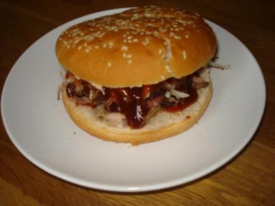 BBQ Pulled Pork - Rezept