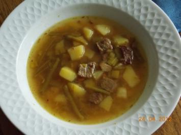 Feine Knoblauchsuppe - Rezept