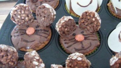 süsse Muffins - Rezept