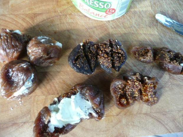 GRILL : Datteln , Aprikosen , Feigen  im Mantel von Speck - Rezept - Bild Nr. 4
