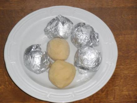 Mehlbutter (Beurre manié) - Rezept