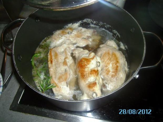 Gefülltes Hühnerschnitzel mit Karotten - Rezept - Bild Nr. 11