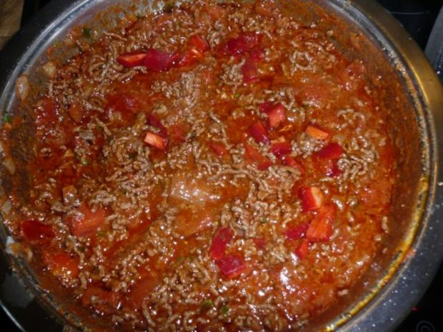 Spaghetti & Bolognese & Salat - Rezept - Bild Nr. 6